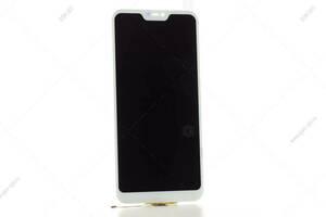 Купить Дисплей для Xiaomi Redmi 6 Pro/ Mi A2 Lite с тачскрином, белый от 1700 рублей | GSM-OПT - www.gsm-opt.ru