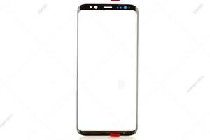 Купить Стекло дисплея для Samsung G950F Galaxy S8 черный от 270 рублей | GSM-OПT - www.gsm-opt.ru