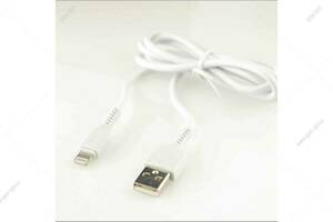 Кабель USB Hoco X13 Easy Charged Lightning для Apple 1м, белый