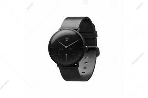 Умные часы Xiaomi Mijia Smart Quartz Watch, Bluetooth, Android, iOS, черный