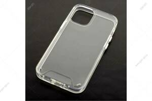 Чехол Space Case для iPhone 12 mini, прозрачный